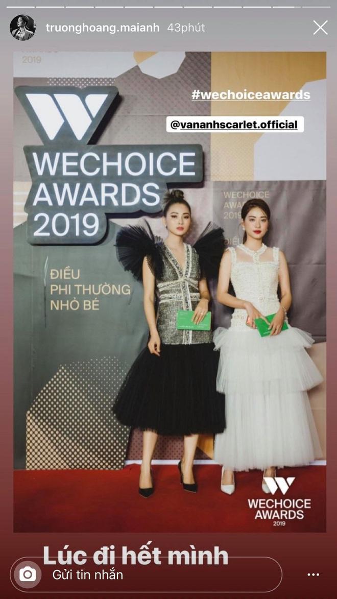 Loạt hot girl đình đám check-in WeChoice Awards: Ai cũng lộng lẫy, riêng thần thái kiêu sa của Huyền Baby xứng đáng 10 điểm trong rừng nhan sắc - Ảnh 7.