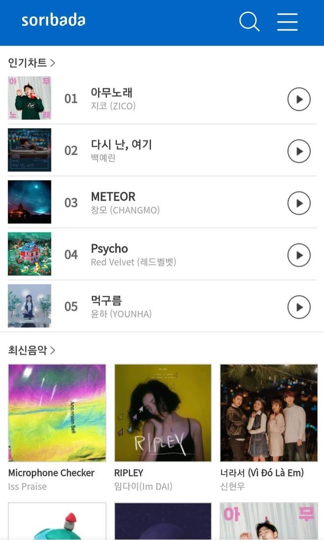 OSAD bất ngờ xuất hiện trên trang chủ Melon và Naver, trở thành nam ca sĩ Vpop đầu tiên làm được điều này! - Ảnh 2.