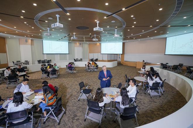 Đại học VinUni chính thức khánh thành, đầu tư 6500 tỷ đồng, tuyển 300 sinh viên khóa 1 từ năm 2020 - Ảnh 5.