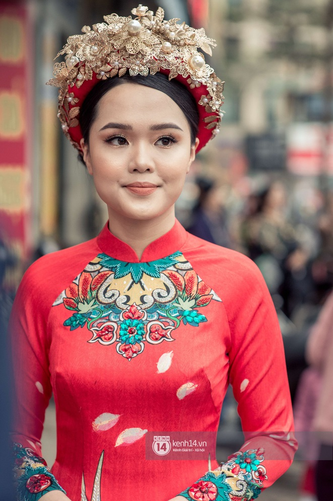 """Khoảnh khắc đẹp trong đám hỏi Quỳnh Anh - Duy Mạnh: Chú rể toe toét cười từ đầu đến cuối, hẳn là vì rước được """"công chúa béo"""" về dinh - Ảnh 2."""