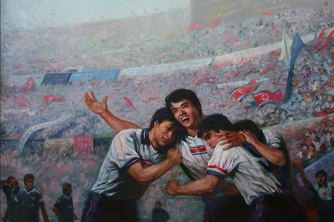 Kỳ lạ chưa: Triều Tiên, đối thủ của U23 Việt Nam, đã từng vô địch World Cup và giành Huy chương Vàng Olympic? - Ảnh 2.