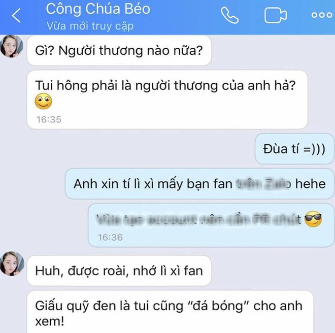 Mới ăn hỏi mà Duy Mạnh đã bị cô vợ Quỳnh Anh quản lý tài chính, doạ có quỹ đen thì biết mặt - Ảnh 2.
