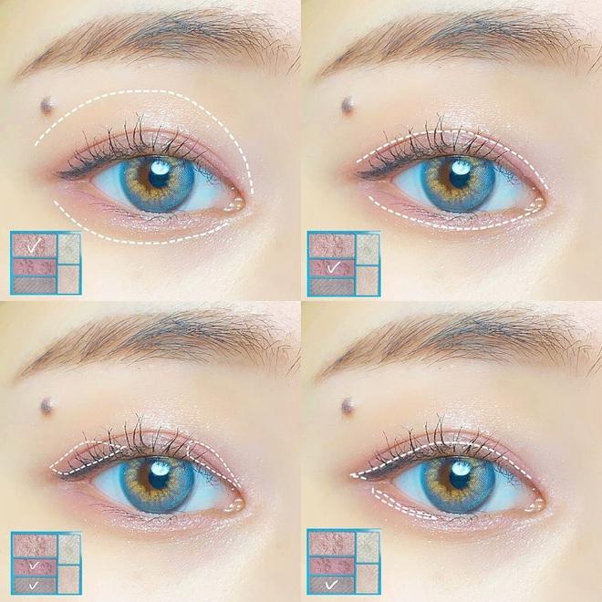 """12 cách đánh mắt giúp các nàng xinh long lanh, diện đi chơi Tết hay ngày thường đều """"ổn áp"""" - Ảnh 5."""