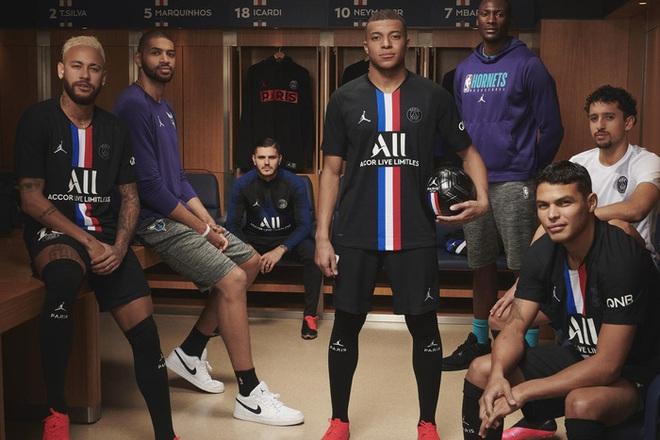 Dàn sao Paris Saint-Germain hội tụ cùng những huyền thoại bóng rổ thế giới trong trận đấu NBA Paris Match 2020 - Ảnh 5.