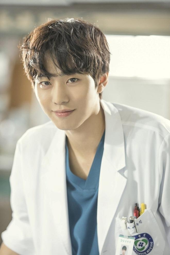 """Dàn trai đẹp y khoa cực phẩm của Người Thầy Y Đức 2: Hết """"hotboy bún bò"""" Ahn Hyo Seop tới trai đẹp Sạp Mai Mối Joseon đều có đủ! - Ảnh 2."""