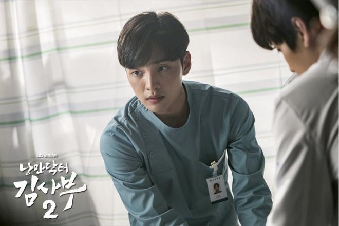 """Dàn trai đẹp y khoa cực phẩm của Người Thầy Y Đức 2: Hết """"hotboy bún bò"""" Ahn Hyo Seop tới trai đẹp Sạp Mai Mối Joseon đều có đủ! - Ảnh 4."""