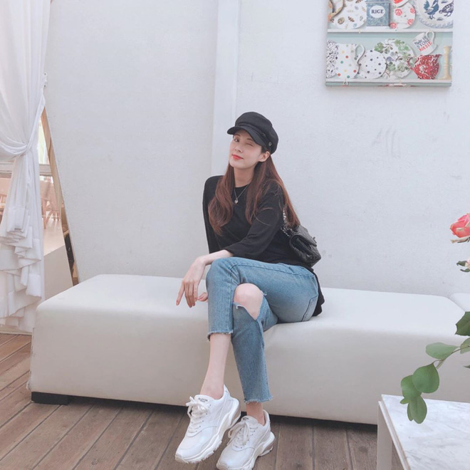 """Không nhận ra Seohyun dạo này: Chuyển phỏm từ style tiểu thư sang sexy """"chơi bời"""", mặc càng bạo lại càng đẹp - Ảnh 11."""