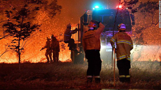 Gần NỬA TỈ sinh vật bị thiêu rụi, 1/3 số gấu koala chết cháy: Úc đang trải qua trận cháy rừng đại thảm họa thực sự mà chưa nhìn thấy lối thoát - Ảnh 13.