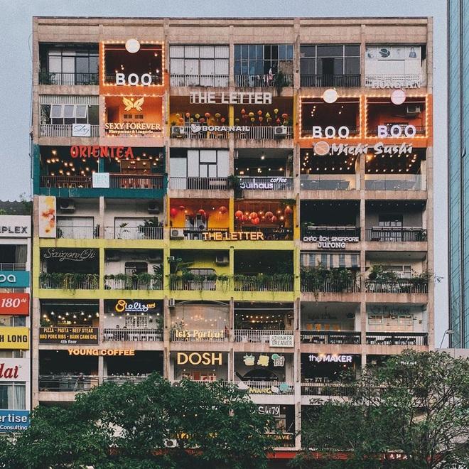 Khoanh vùng 4 chung cư cũ ở Sài Gòn: Đẹp không khác gì studio, cứ đến thì kiểu gì cũng có cả rổ ảnh mang về