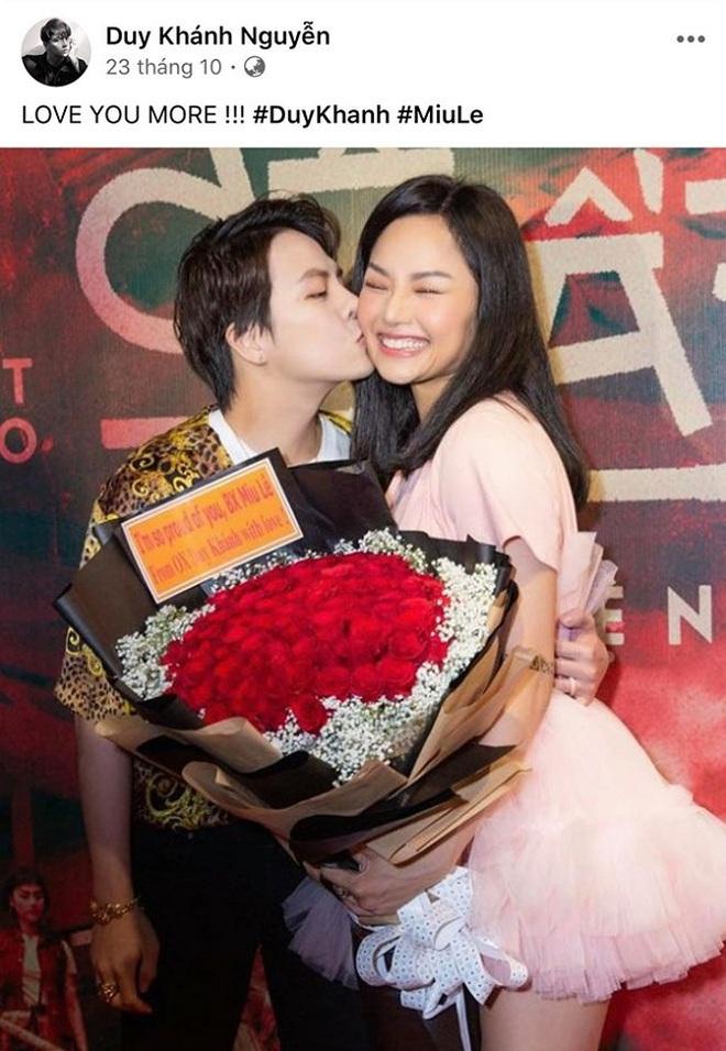 Rộ nghi vấn tình bạn của Duy Khánh và Miu Lê đã rạn nứt: Hàng loạt bằng chứng làm fan hoang mang cực độ! - Ảnh 3.