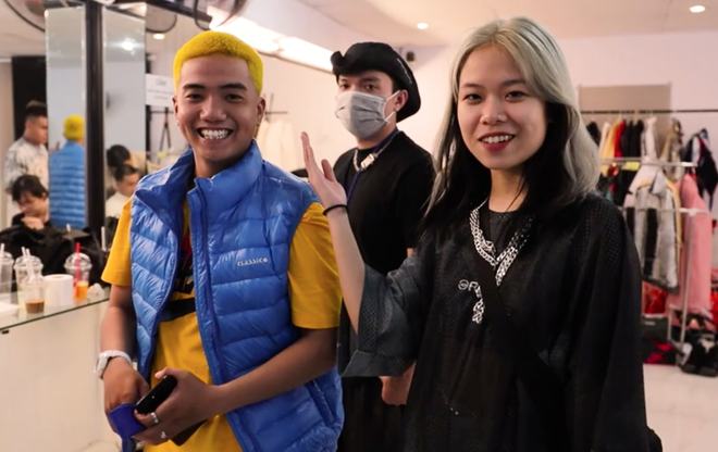 Tlinh - MCK ôm nhau kề má tình cảm phát hờn trong hậu trường Rap Việt! - ảnh 4