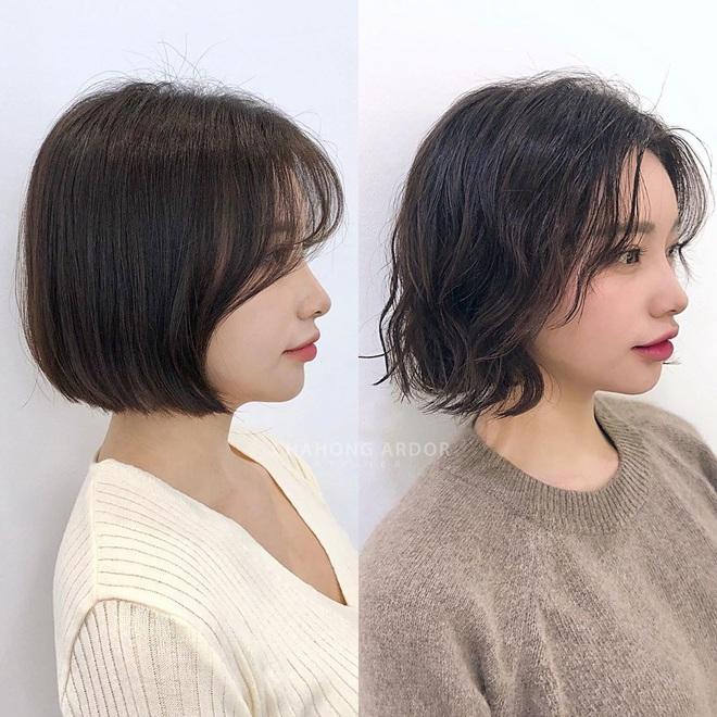 5 kiểu tóc che má phính tài tình, chị em diện lên vừa có mặt thon vừa xinh sang hơn vài lần - Ảnh 3.