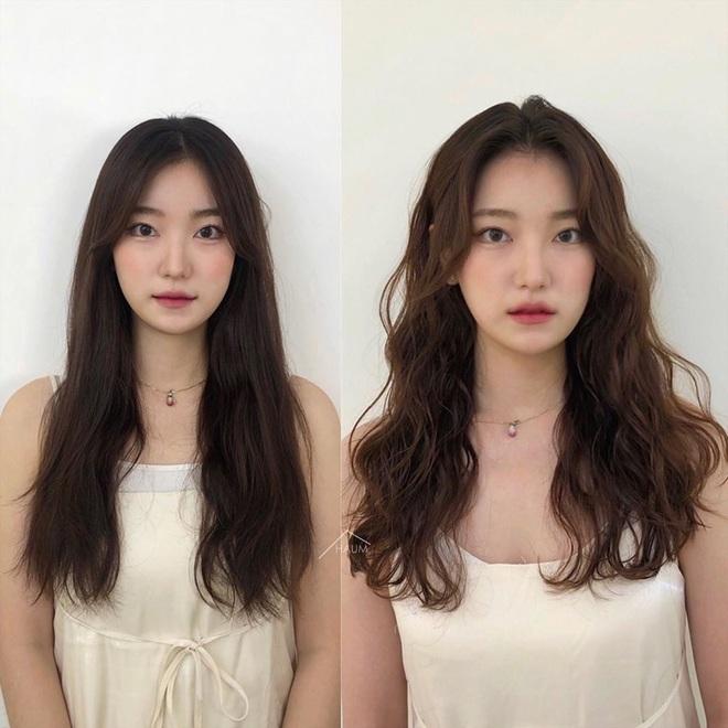 5 kiểu tóc che má phính tài tình, chị em diện lên vừa có mặt thon vừa xinh sang hơn vài lần - Ảnh 1.