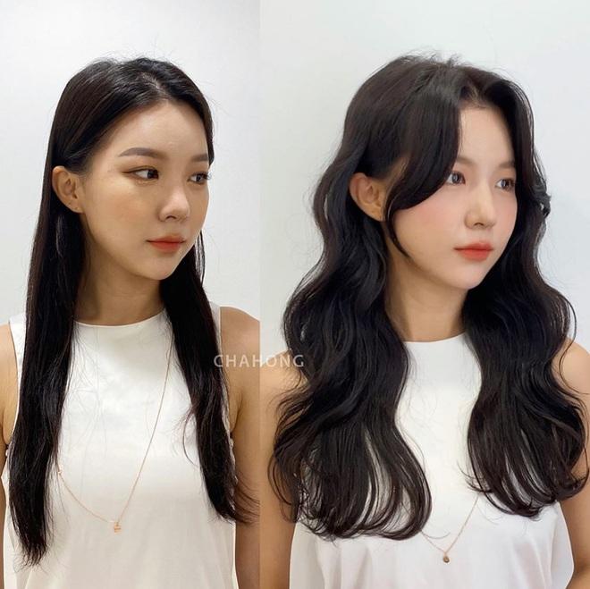 5 kiểu tóc che má phính tài tình, chị em diện lên vừa có mặt thon vừa xinh sang hơn vài lần - Ảnh 5.