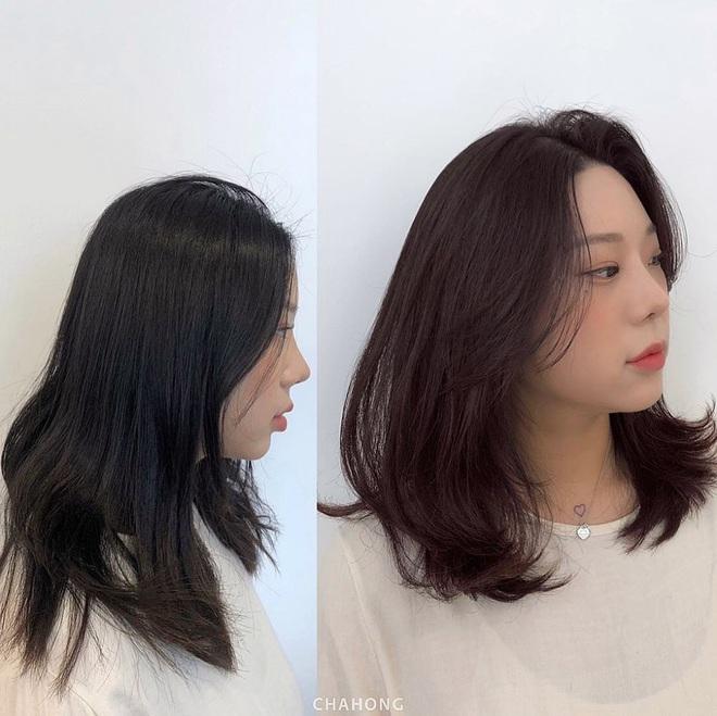 5 kiểu tóc che má phính tài tình, chị em diện lên vừa có mặt thon vừa xinh sang hơn vài lần - Ảnh 4.