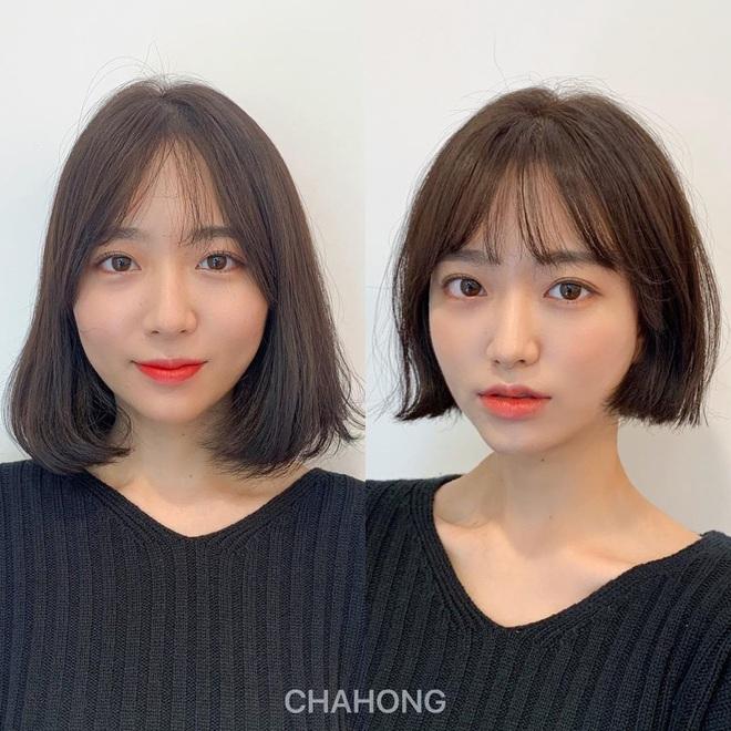 5 kiểu tóc che má phính tài tình, chị em diện lên vừa có mặt thon vừa xinh sang hơn vài lần - Ảnh 2.