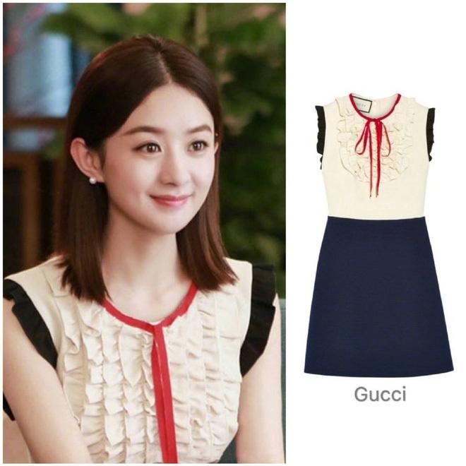 Showbiz Hoa Hàn có những sao nữ mặc đồ xịn mà như đồ chợ, thích phá hàng hiệu hơn cả phá kỷ lục Guinness - Ảnh 3.