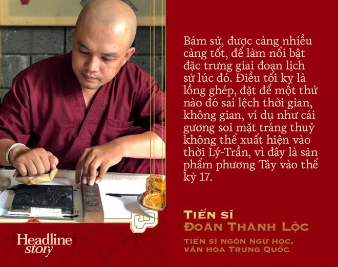Khán giả gay gắt với phim cổ trang Việt: Chuyện không dừng ở khuy áo, phông chữ - Ảnh 10.