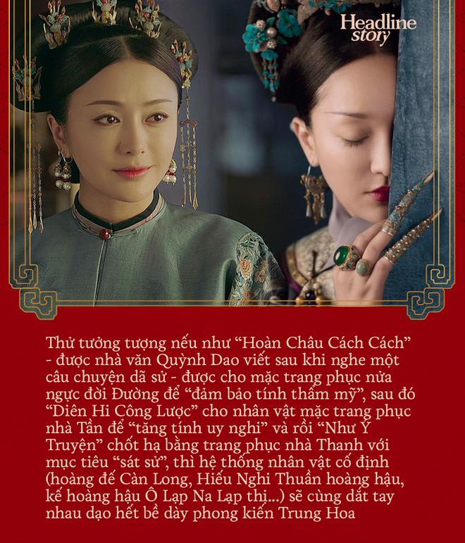Khán giả gay gắt với phim cổ trang Việt: Chuyện không dừng ở khuy áo, phông chữ - Ảnh 7.
