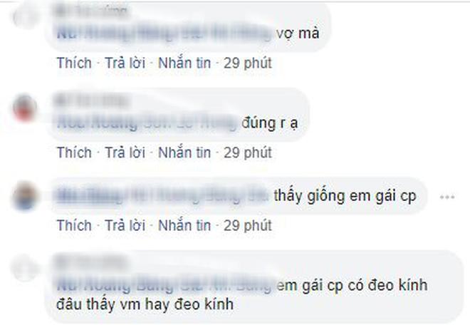Hình ảnh gây lú: Em gái Công Phượng bị nhận nhầm là Viên Minh khi cùng anh trai đến sân Thống Nhất xem bóng đá - Ảnh 4.