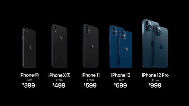 Ngắm trọn bộ màu sắc đẹp mãn nhãn của iPhone 12 - Ảnh 4.