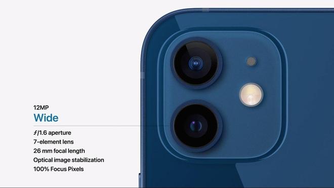 iPhone 12 vừa ra mắt có quá nhiều nâng cấp xịn sò,