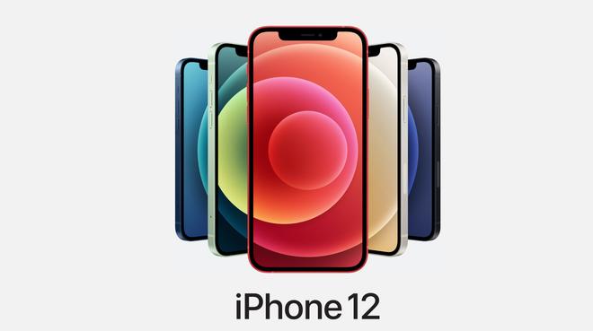 Ngắm trọn bộ màu sắc đẹp mãn nhãn của iPhone 12 - Ảnh 2.