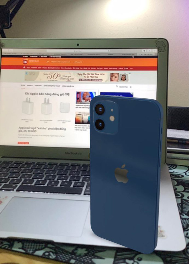 iPhone 12 chưa mở bán, bạn vẫn có thể trên tay mà chẳng phải tốn đồng nào! - ảnh 4