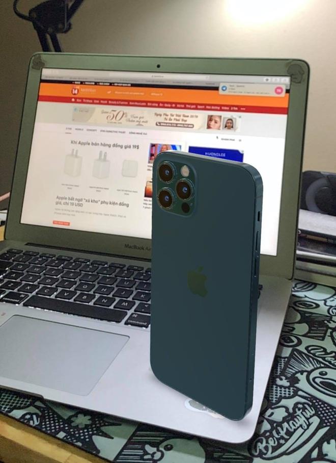iPhone 12 chưa mở bán, bạn vẫn có thể trên tay mà chẳng phải tốn đồng nào! - ảnh 5