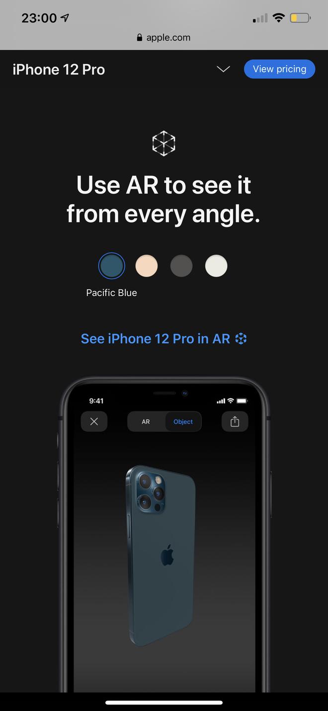 iPhone 12 chưa mở bán, bạn vẫn có thể trên tay mà chẳng phải tốn đồng nào! - ảnh 2