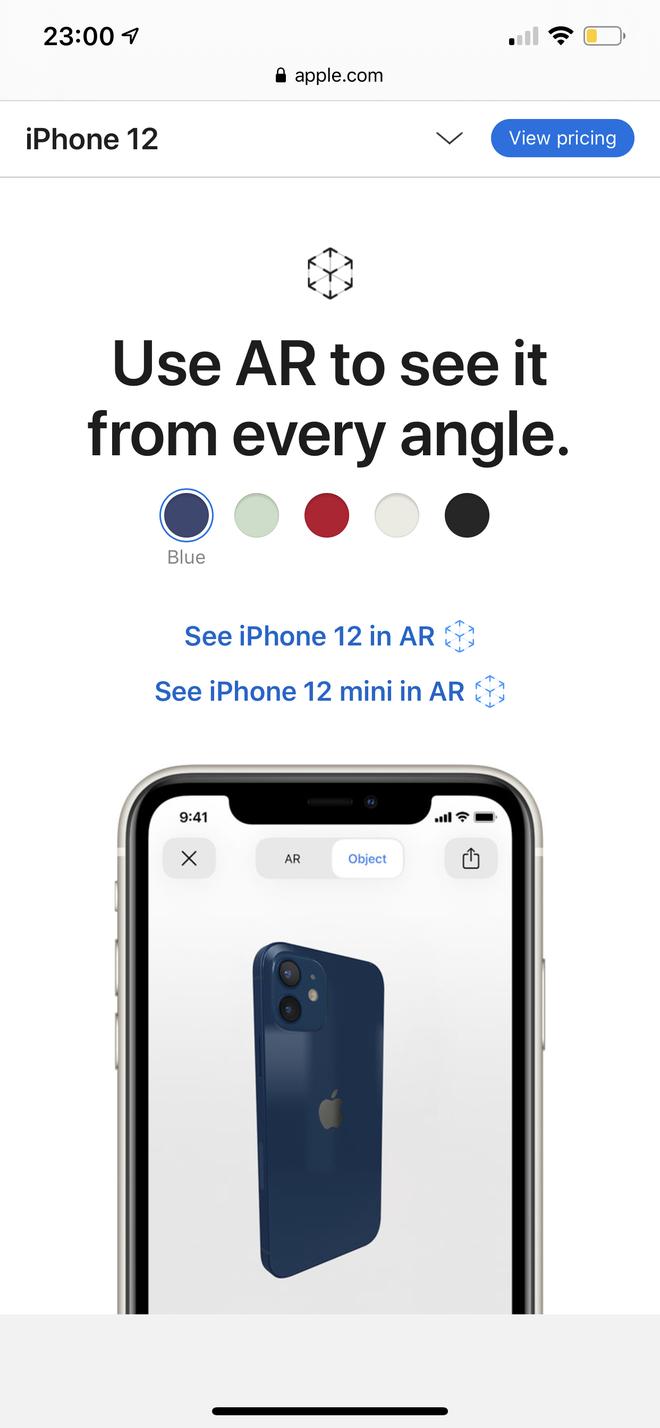 iPhone 12 chưa mở bán, bạn vẫn có thể trên tay mà chẳng phải tốn đồng nào! - ảnh 1