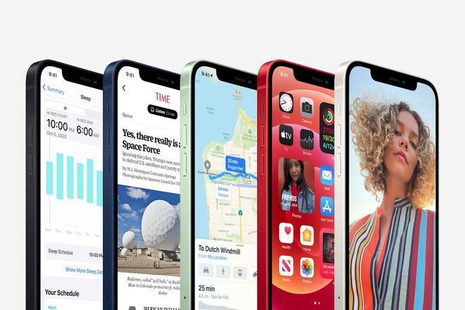 Nghe 5G trên iPhone 12 cứ tưởng là to, hoá ra cũng thường thôi, nhiều smartphone khác đã có cả rồi, thậm chí giá bán còn rẻ hơn! - Ảnh 1.