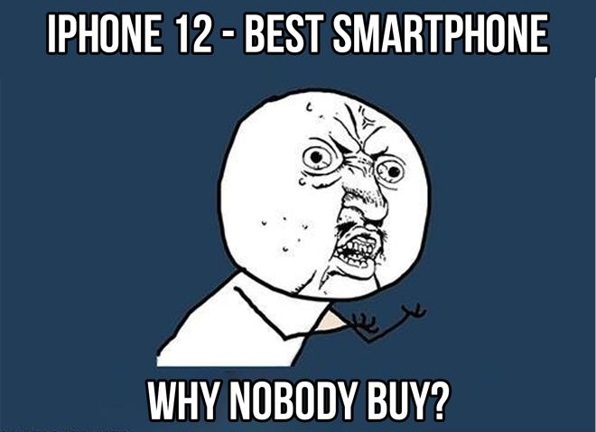 Tôi không cần iPhone - ảnh 1