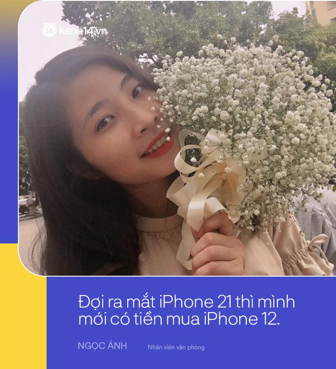 Nghe gái xinh chốt hạ iPhone 12: Chê thế thôi chứ mình vẫn mua - ảnh 7