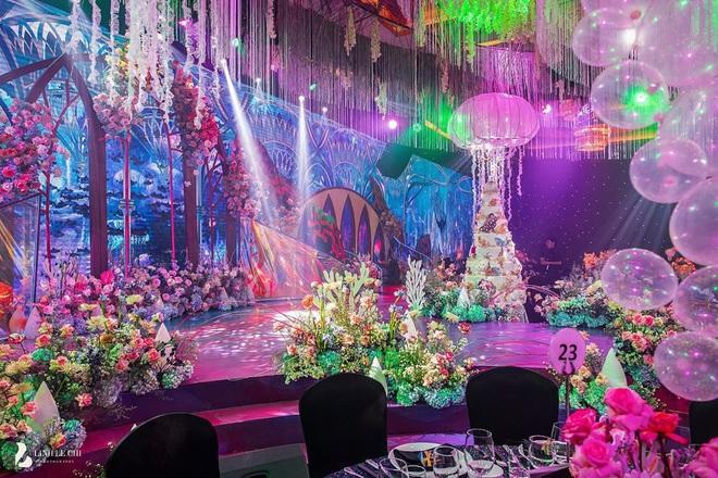 Năm 2019 có tới 5 cặp rich kid Việt tổ chức đám cưới vô cùng xa hoa, đến hiện tại ai cũng hạnh phúc, chỉ có Âu Hà My - Trọng Hưng đùng đùng ly hôn - ảnh 40