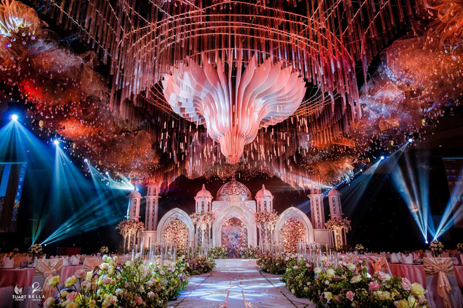 Năm 2019 có tới 5 cặp rich kid Việt tổ chức đám cưới vô cùng xa hoa, đến hiện tại ai cũng hạnh phúc, chỉ có Âu Hà My - Trọng Hưng đùng đùng ly hôn - ảnh 30