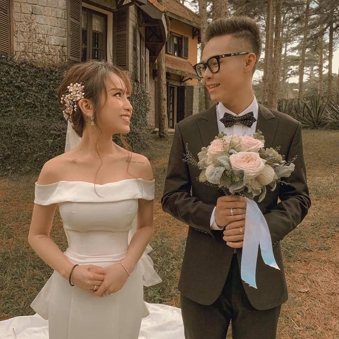 Năm 2019 có tới 5 cặp rich kid Việt tổ chức đám cưới vô cùng xa hoa, đến hiện tại ai cũng hạnh phúc, chỉ có Âu Hà My - Trọng Hưng đùng đùng ly hôn - ảnh 18