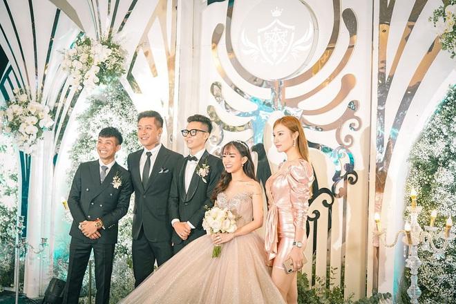 Năm 2019 có tới 5 cặp rich kid Việt tổ chức đám cưới vô cùng xa hoa, đến hiện tại ai cũng hạnh phúc, chỉ có Âu Hà My - Trọng Hưng đùng đùng ly hôn - ảnh 22