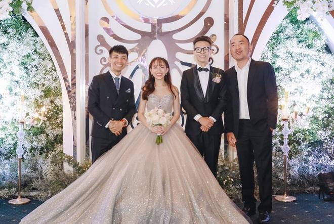 Năm 2019 có tới 5 cặp rich kid Việt tổ chức đám cưới vô cùng xa hoa, đến hiện tại ai cũng hạnh phúc, chỉ có Âu Hà My - Trọng Hưng đùng đùng ly hôn - ảnh 21