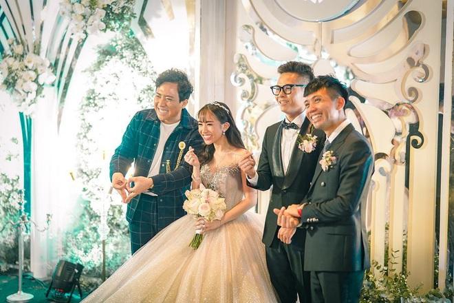 Năm 2019 có tới 5 cặp rich kid Việt tổ chức đám cưới vô cùng xa hoa, đến hiện tại ai cũng hạnh phúc, chỉ có Âu Hà My - Trọng Hưng đùng đùng ly hôn - ảnh 20
