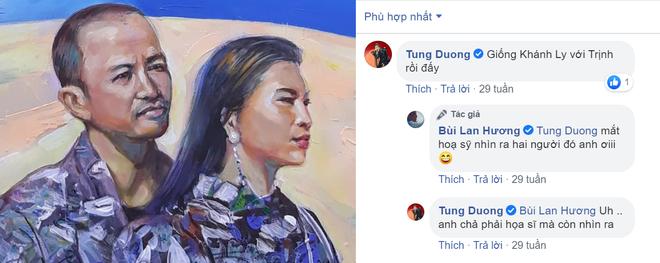 ĐỘC QUYỀN: Bùi Lan Hương đóng Em Và Trịnh, hoá ra tiết lộ tên nhân vật từ 7 tháng trước? - ảnh 2