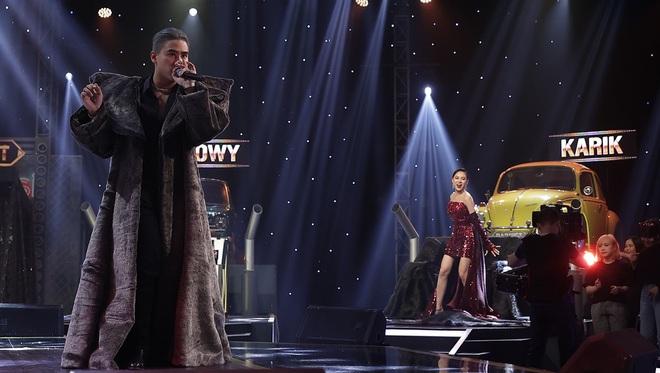 2 giọng hát giúp Quái vật GDucky thăng hạng trong mắt khán giả Rap Việt - ảnh 4