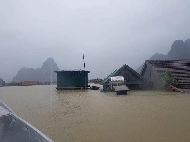 Một lần nữa, những căn nhà phao trong dự án Nhà Chống Lũ phát huy tác dụng tại Quảng Bình - ảnh 2