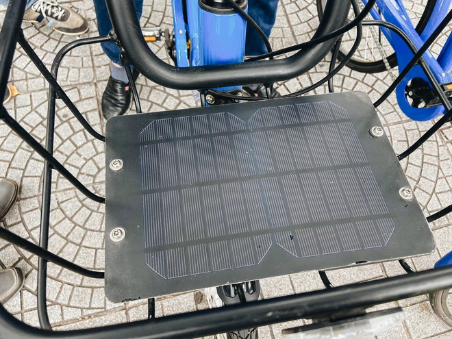 Trải nghiệm xe đạp công cộng cho thuê 10.000 đồng/giờ lần đầu lăn bánh trên đường phố Sài Gòn - Ảnh 7.