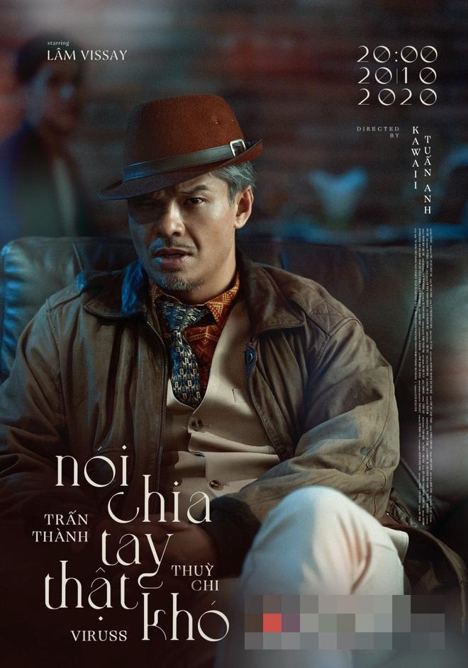 Bộ ba Trấn Thành - Thuỳ Chi - ViruSs tung teaser MV mà xem tưởng trailer phim, dự báo 1 bản tình ca drama điên đảo? - ảnh 8