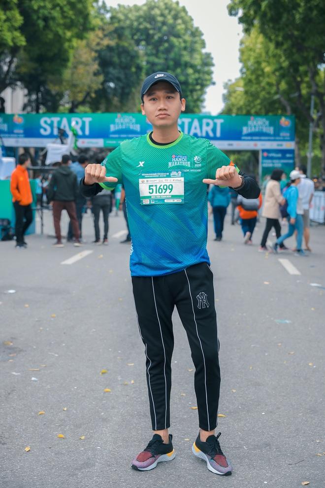 Dàn sao đổ bộ giải Marathon: Mai Phương Thuý chơi trội khoe vòng 1 gần 100 cm, dàn hậu và MC Mai Ngọc rạng rỡ - ảnh 8