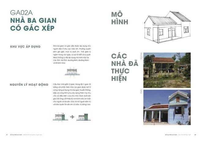 Một lần nữa, những căn nhà phao trong dự án Nhà Chống Lũ phát huy tác dụng tại Quảng Bình - ảnh 13