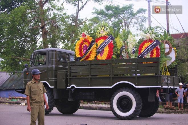 Lễ di quan của 13 cán bộ, chiến sỹ hy sinh ở Rào Trăng 3 bắt đầu - Ảnh 1.