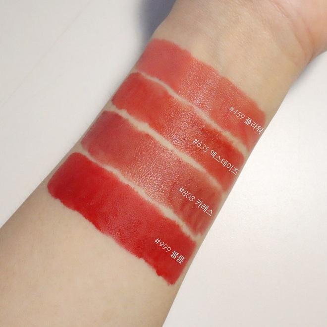 20/10 tặng son đỏ vẫn là chuẩn nhất: 6 cây từ rẻ đến đắt nhưng đều xinh lịm tim, nàng nào được tặng cũng sướng - ảnh 32