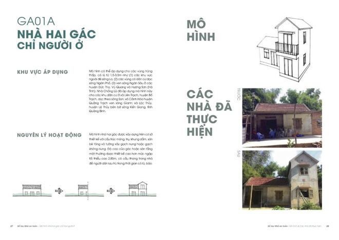 Một lần nữa, những căn nhà phao trong dự án Nhà Chống Lũ phát huy tác dụng tại Quảng Bình - ảnh 11